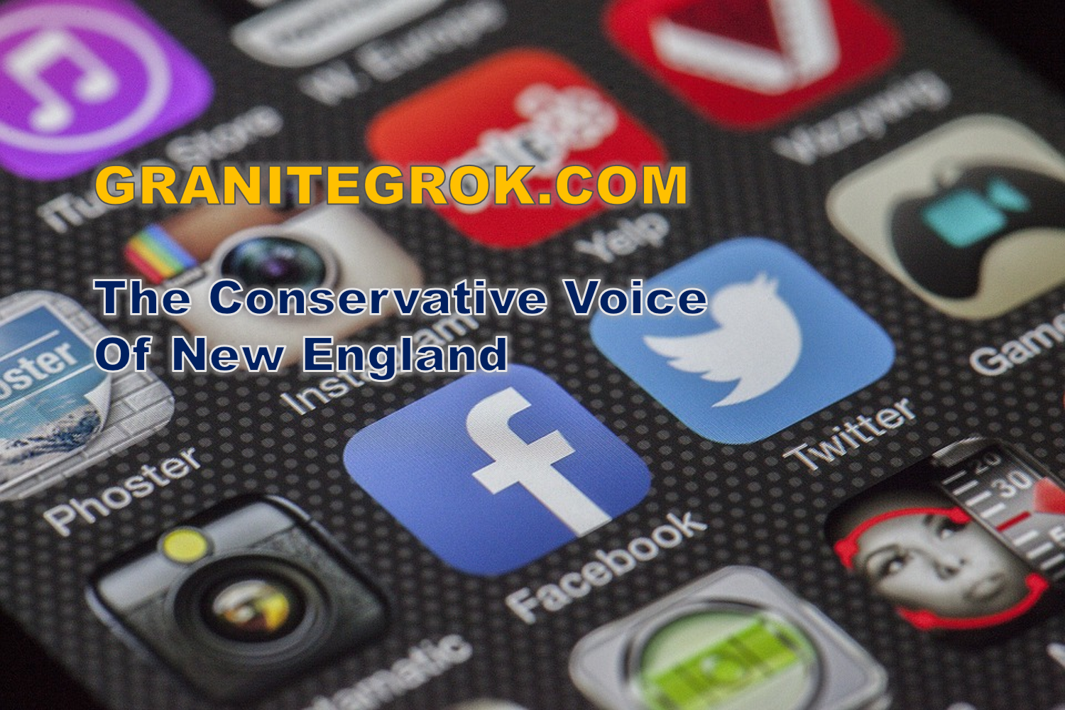 Grok Voice of New England