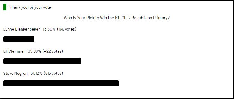Grok NH CD-2 Poll Primary