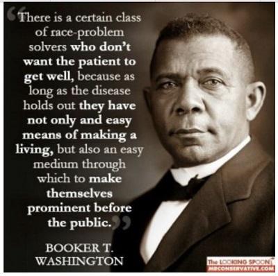 Booker T Washington easy making a living