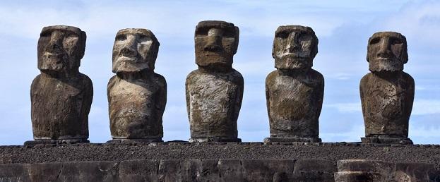 Easter Island Moai Stone Statues Unsplash Yoko Correia Nishimiya