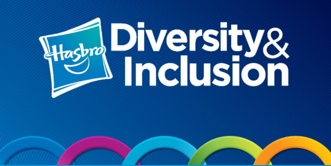 Hasbro diversity and inclusion