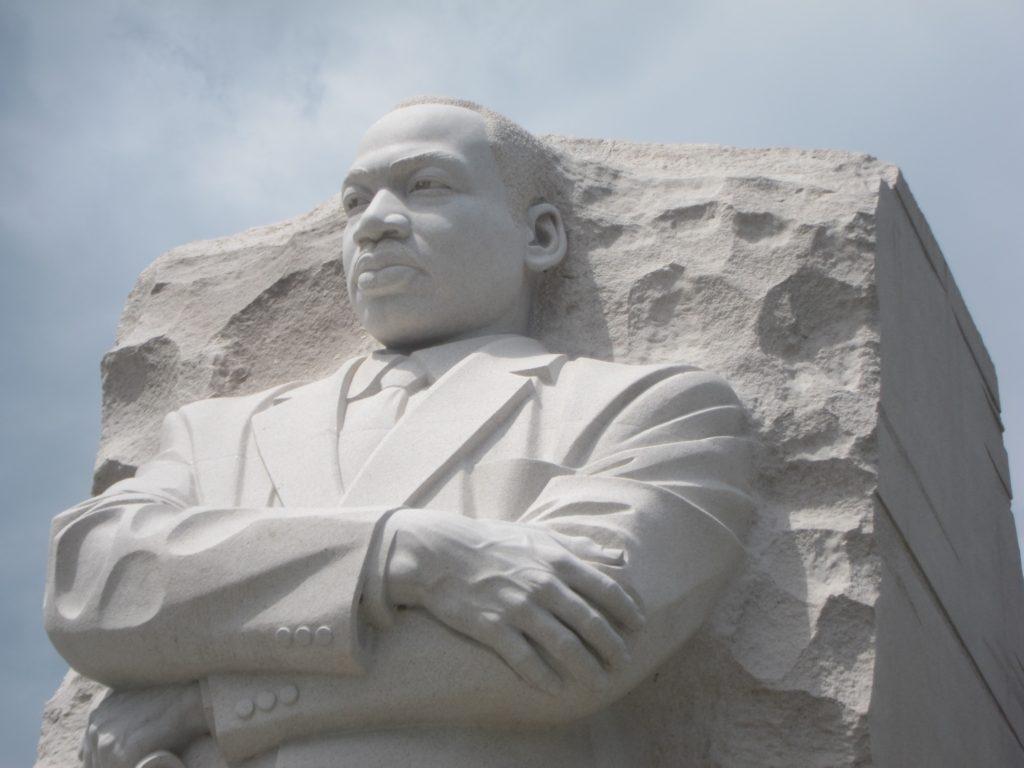 MLK Monumnet Photo by Bee Calder on Unsplash