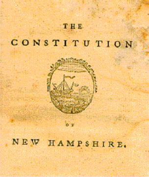 NH Constitution