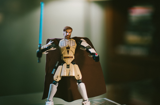 Obi Wan Kenobi figure
