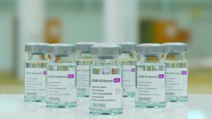 covid19 experimental vaccine vials