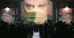 Orwell 1984 Two Minutes Mask Hate