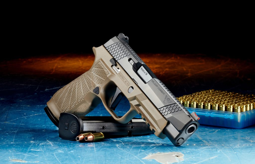 Firearm handgun