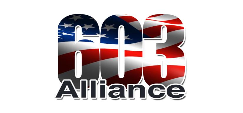 603 Alliance Logo Large