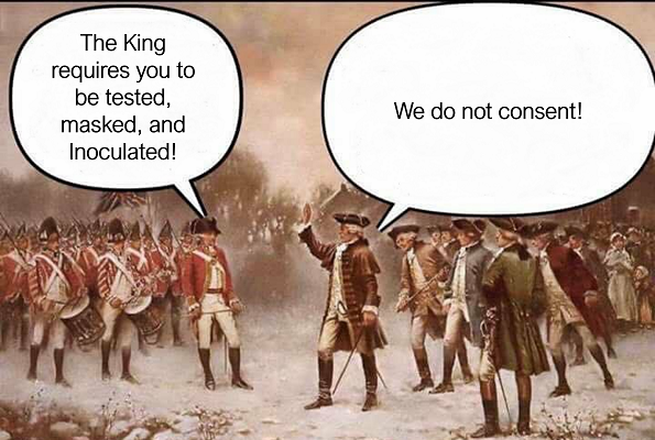 Colonial we do not consent 400x