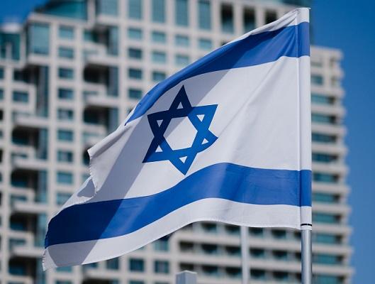Israel Israeli Flag Photo by Levi Meir Clancy on Unsplash