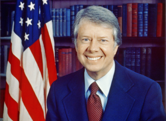 Jimmy Carter Photo by Library of Congress on Unsplash