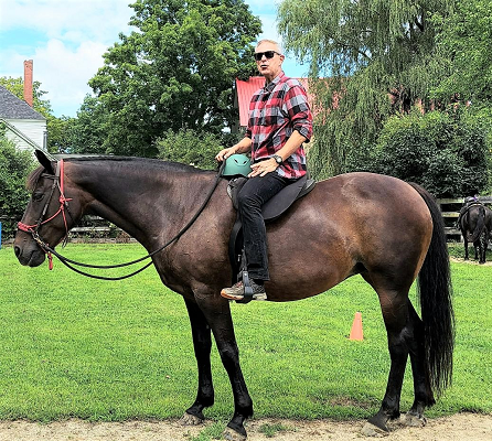MIM and Emma Horseplay 400x