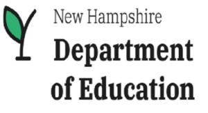 NH Dept of Education logo