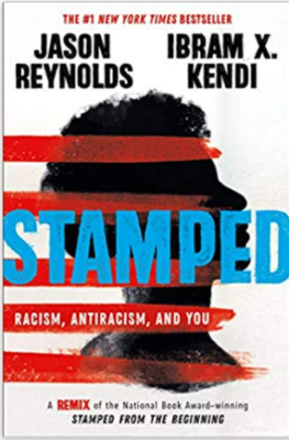 Stamped - book cover