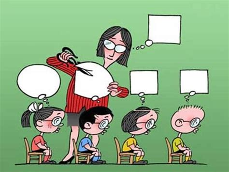 Teachers indoctrinating students