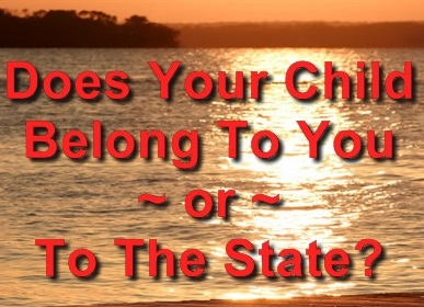 Your child or the States