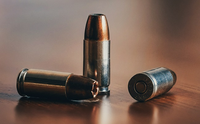 ammo steel casing Photo by Velizar Ivanov on Unsplash