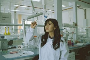 Scientist lab tech science