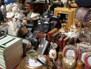 Odds and ends misc clutter