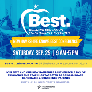 BEST - NH Knows BEST Conference FI