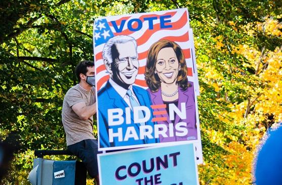 Biden Harris Poster