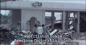 Clinton Aspirin Factory