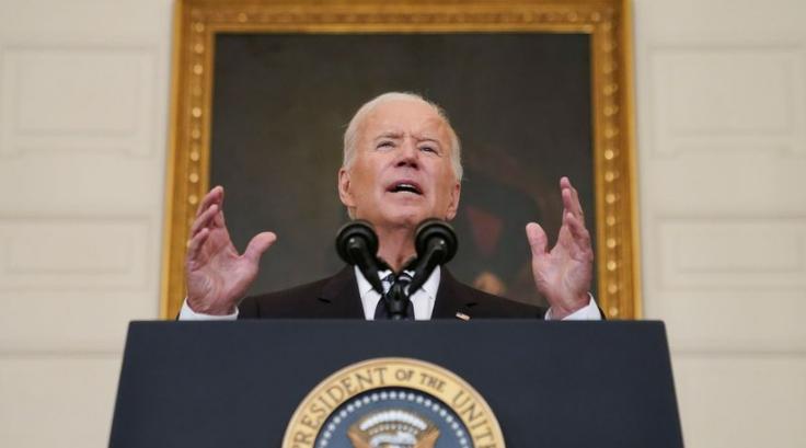 Experts say Biden Vax mandate has legal support - Screen Grab Twitter