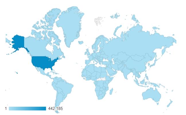 Grok Global Traffic 1-1 to 9-14-21