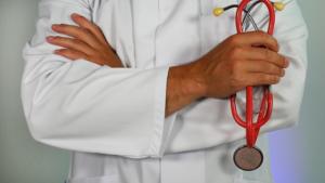 Lab coat health care Photo by Online Marketing on Unsplash