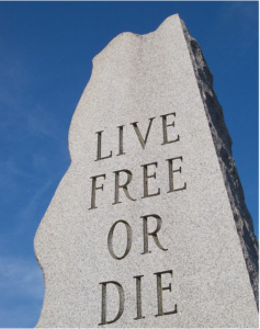 Live Free or Die NH
