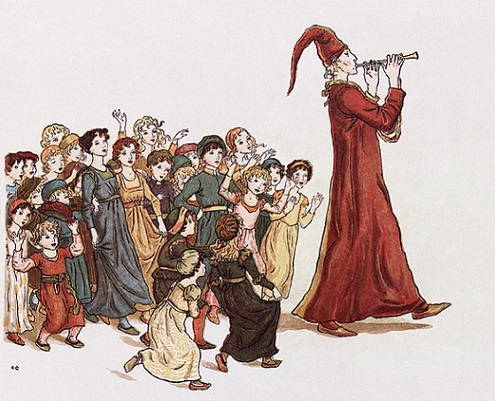 Pied Piper of Hamelin Pixaby sage-67789_640