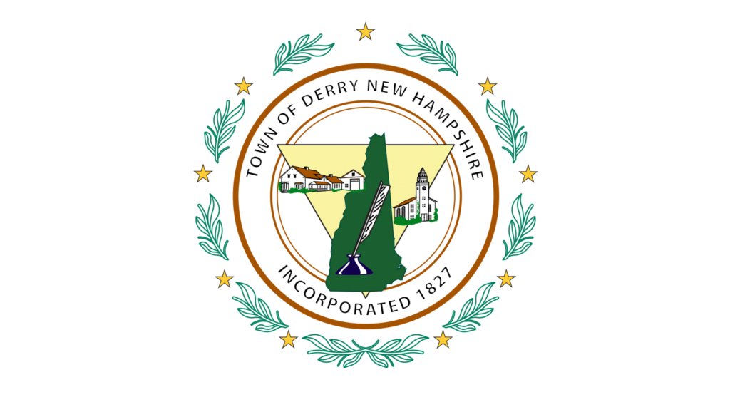 Town of Derry NH Seal