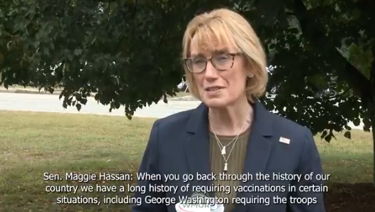 Maggie Hassan is Against Women's Rights