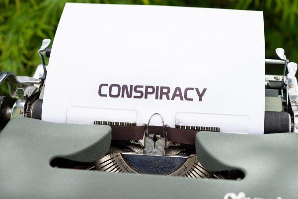 typewriter - conspiracy
