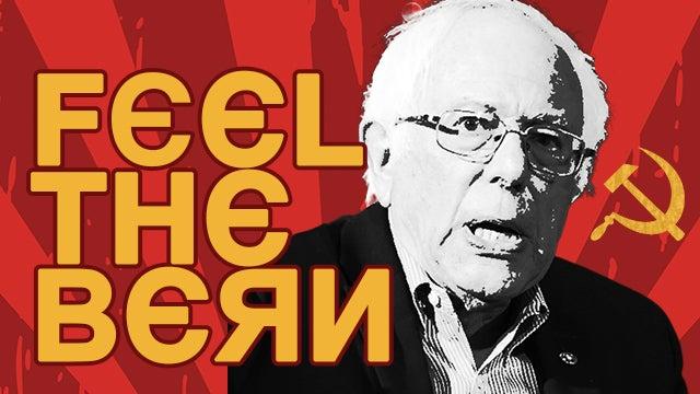 Crazy Bernie Sanders Rush Limbaugh APP-Liberal-Bashing-rUSSIAN-sOVIET-cOMMUNIST-bERNIE-sANDERS-022219