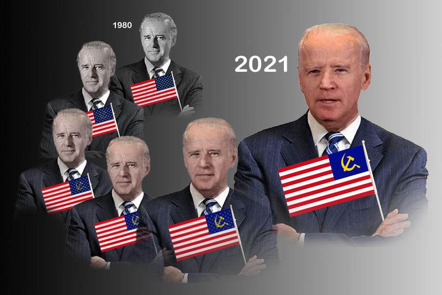 Evolution of Biden