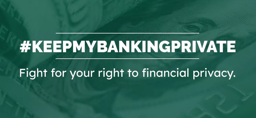 Keep My Banking Private
