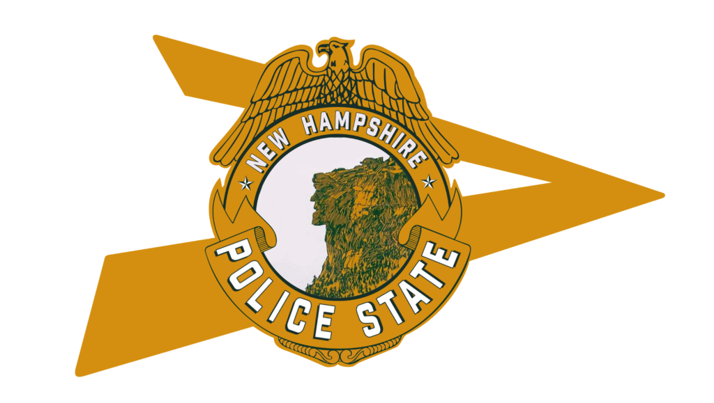 NH Police State Logo
