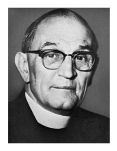 Martin Niemoller, German theologian and pastor