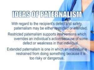 Paternalism slideshare net