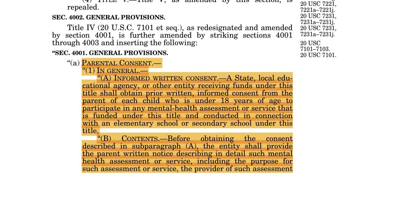 ESSA Consent Law 1