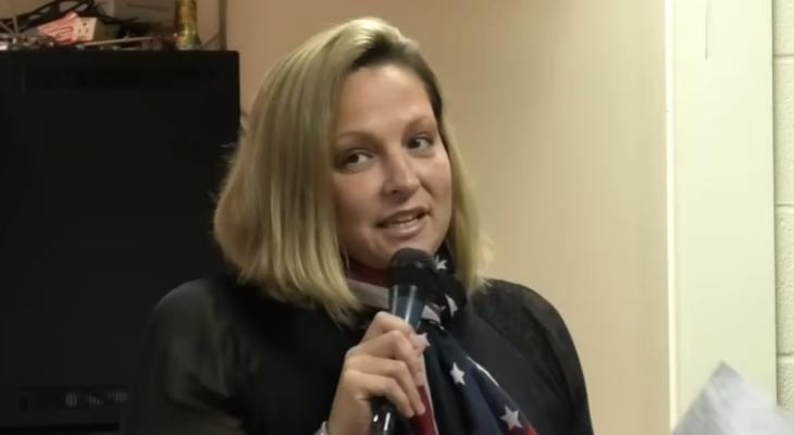History Teacher Angela Bittinger