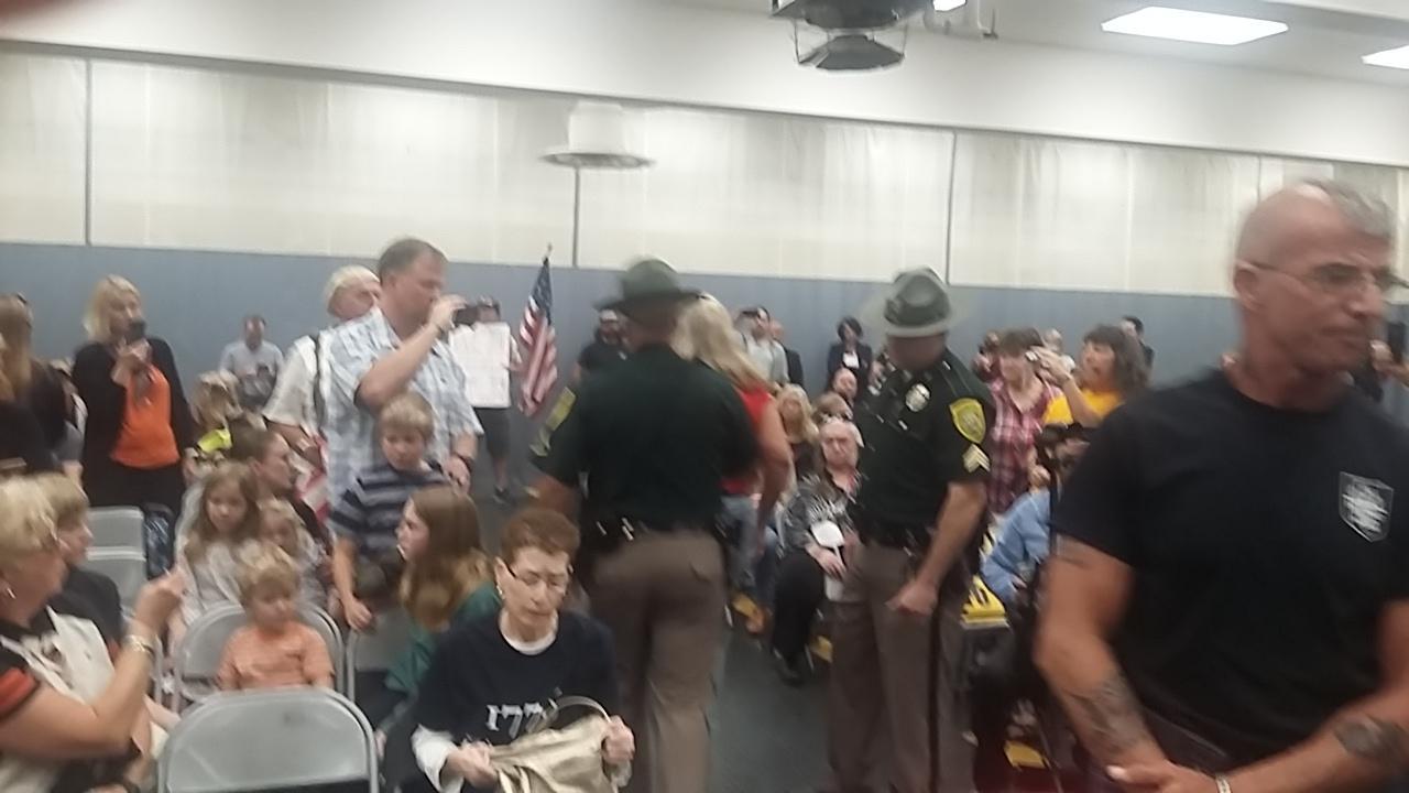 arrest 3 EC Meeting