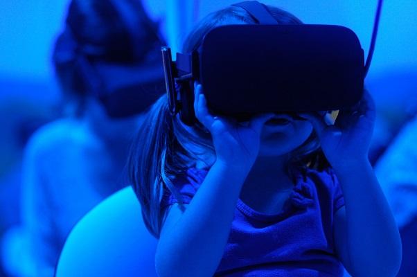 Kids VR Ed Tech